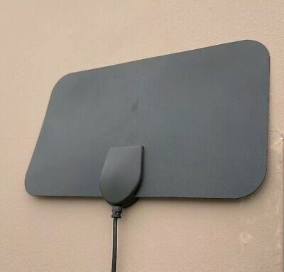Digital Indoor Antenna HD Free View 100-200 Channels Dept On Signal Area 🇬🇧 • 4.89£