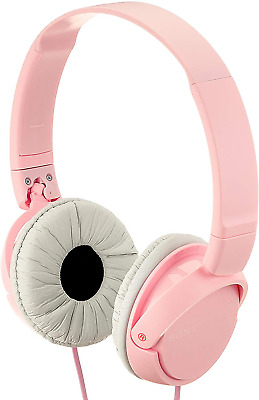 Sony MDRZX110P.AE- Stereo Headphones, Powerful Sound - Pink • 20.20£