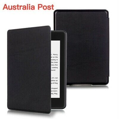 AU8.99 • Buy For Amazon Kindle Paperwhite 4 2018 Ultra Slim Smart Leather Magnetic Case Cover