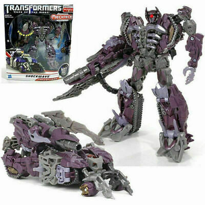 Transformers Dark Of The Moon Mechtech Shockwave Decepticon Action Figures Toy • 21.98£
