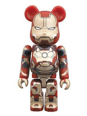 $192.57 • Buy IRON MAN MARK XLII 100% Bear Brick