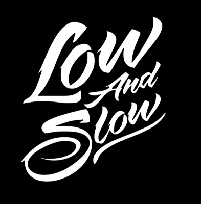 $2.95 • Buy Low And Slow VINYL STICKER DECAL AIRCOOLED LOWERED SLAMMED DROPPED