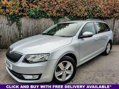 2016 Skoda Octavia 2.0 SE TDI 5d 148 BHP Estate Diesel Manual • 7,450£