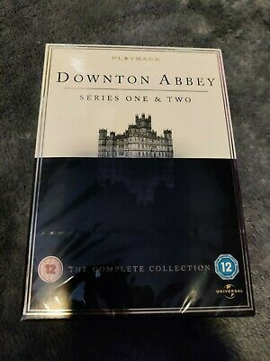 Downtown Abbey DVDs Seasons One And Two • 7.99£