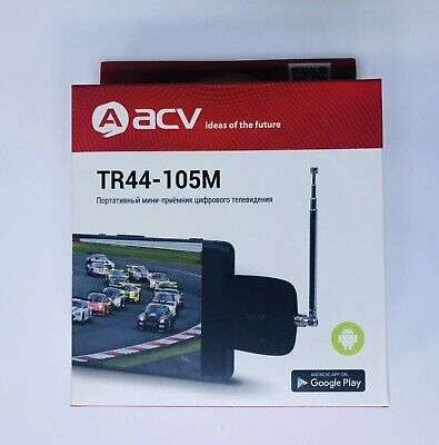 £23.90 • Buy MicroUSB DVB-T2 Mini TV Tuner For Android Smart-phone, Tablet, CAR Android Unit