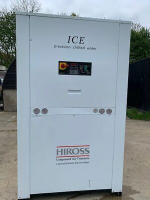 Parker Hiross Ice 090 Industrial Water Chiller 90 Kw Capacity, Process Cooling  • 10,600£