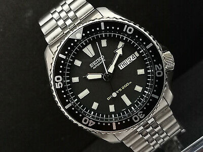 $ CDN4.27 • Buy Seiko Scuba Diver 7s26-0020 Skx399 Automatic Mens Watch 730032