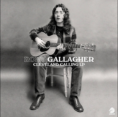 RORY GALLAGHER - Cleveland Calling - Vinyl Lp - Rsd 2020 • 26.79£