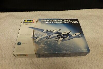 Revell 1:144 Scale Spaceship Two & Whiteknighttwo Model Kit New Boxed • 18.49£