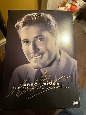 ERROL FLYNN: SIGNATURE COLLECTION (6PC) / (GIFT) - DVD - Region 1 • 19.99£