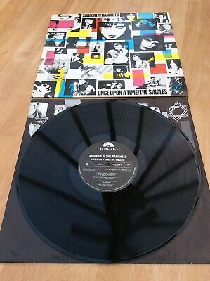 Siouxsie And The Banshees - Once Upon A Time / Singles - EX 1981 Vinyl LP Record • 9.99£
