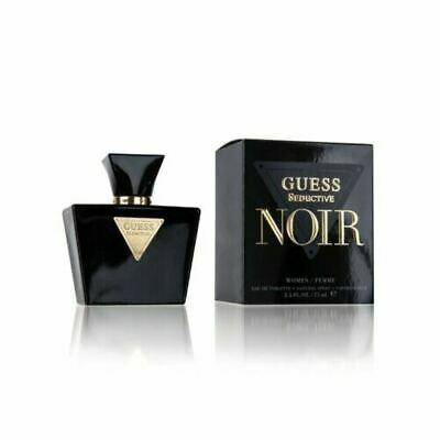 Guess Seductive Noir Women Eau De Toilette Spray 75Ml • 21.70£