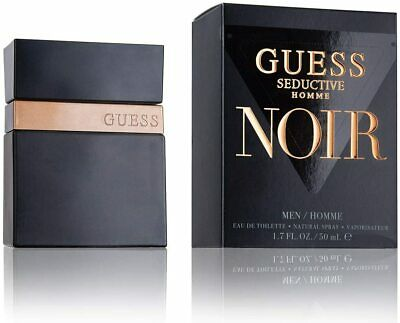 Guess Seductive Noir For Men Eau De Toilette Spray 100Ml • 22.90£