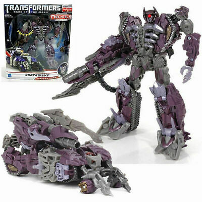 Transformers Dark Of The Moon Mechtech Shockwave Decepticon Action Figures Toy • 23.99£
