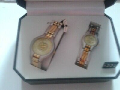 His And Hers Geneva Watches Excellent Collection, New • 15£