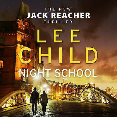 Night School HB By Child Lee MINT CONDITION • 3£