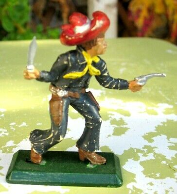 Britains Deetail Mexican Conversion With Bowie Knife • 1.75£