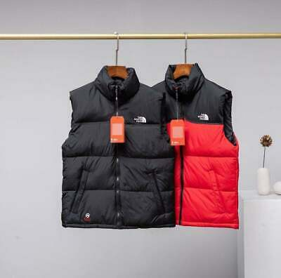 TF Jacket Autumn And Winter Outdoor Vest Thickened Down Soft Shell Jacket • 29.99£