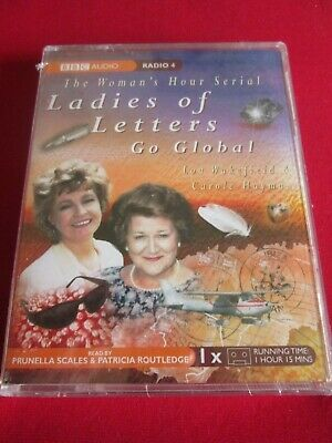 Woman's Hour Serial Ladies Of Letters Go Global New Sealed Audio Cassette • 5.99£