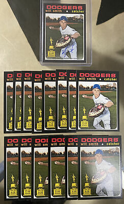 $ CDN41.18 • Buy 2020 Topps Heritage Dodgers Will Smith Lot Of 15 W/ On-Card Auto 🔥🔥