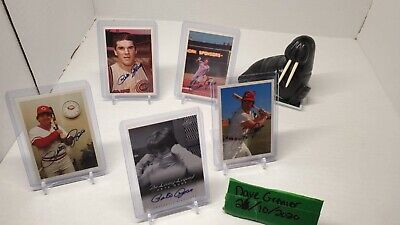 $ CDN5.20 • Buy Baseball Pete Rose Auto On Card !! Lot Of 5 SSP Card