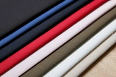 £7.15 • Buy HEAVY WEIGHT FINE WEAVE 100% Cotton Twill Fabric, 60  WIDE, SOLD BY METRE