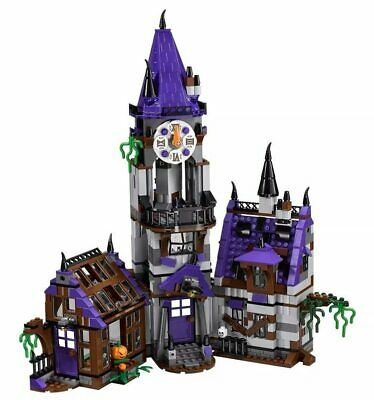 Scooby Doo Mysterious Ghost House Building Block Brick Toy Children Kid Boy Gift • 39.95£