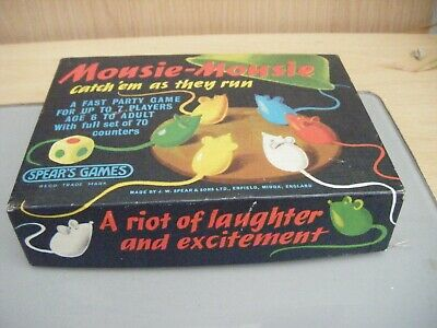 Vintage Spears Games Mousie Mousie • 1.99£