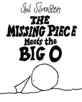 Very Good, The Missing Piece Meets The Big O, Silverstein, Shel, Book • 11.44£