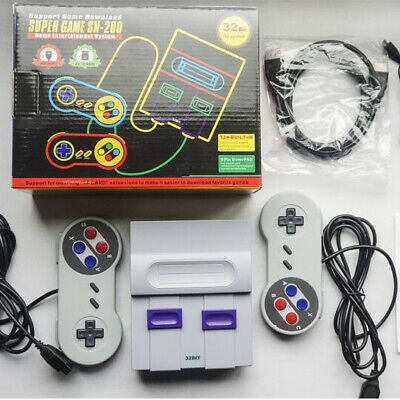 $ CDN79.27 • Buy SUPER MINI FOR SNES Retro Classic Video Game Console Built-in 94 Games 16bit SFC