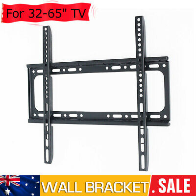 AU20.39 • Buy TV Bracket Wall Plasma Flat LCD LED Mount 40 -80  40 47 50 55 60 65 70 75 80Inch