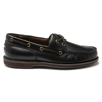 Rockport Mens Perth Boat Shoes Brown • 77£