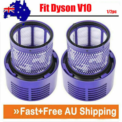 AU18.99 • Buy For DYSON V10 Filter Genuine Cyclone Animal Absolute Total Clean Washable