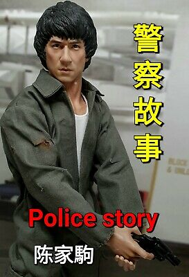 $149.90 • Buy 1/6 Police Story Jackie Chan FIGURE Phicen Head Sculpt Body Enterbay Hot Toys