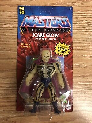 $44.95 • Buy MASTERS OF THE UNIVERSE ORIGINS SCARE GLOW 5.5 In HAND READY TO Ship 2020
