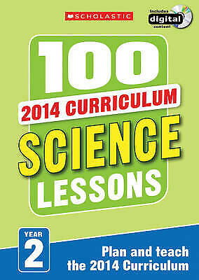 100 Science Lessons: Year 2 - 9781407127668 • 19.46£