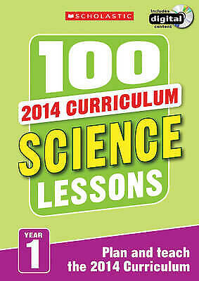 100 Science Lessons: Year 1 - 9781407127651 • 19.46£