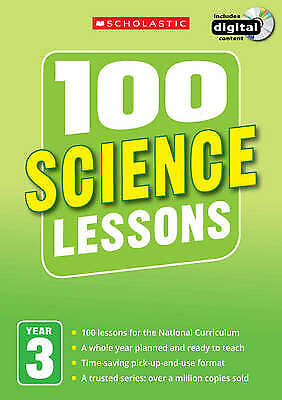 100 Science Lessons: Year 3 - 9781407127675 • 19.46£