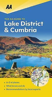 Lake District & Cumbria - 9780749579432 • 9.74£