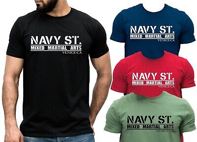 NAVY ST KINGDOM T-shirt 2014 Tv Show Mixed Martial Arts MMA GYM Training Tee Top • 8.99£