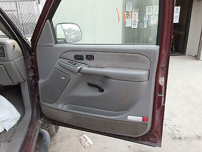 $132 • Buy Right Passenger Side Front Door Trim Panel Shale 92i Chevy Silverado 2500 03