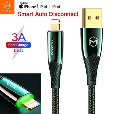 AU10.99 • Buy Fast Charging USB Lightning Data Charger Cable For IPhone 12 11 Pro Max XR 8 7 6