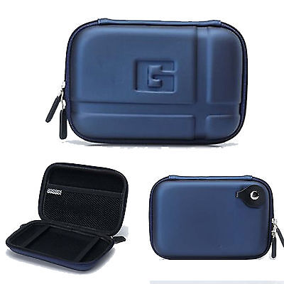 £6.01 • Buy 5.2  GPS Case Bag Hard Carry Pouch For 5 Inch Garmin Nuvi 1450LMT 1490LMT 2450