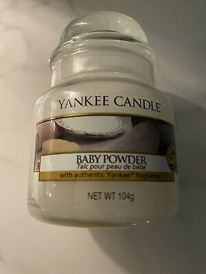 Yankee Candle Baby Powder 2011 Pour • 10.99£