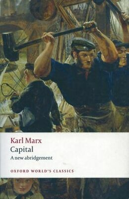 Capital BNEW Marx Karl • 12.20£
