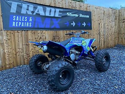 YAMAHA YFZ 450R FULLY ROAD LEGAL 2015 Px Finance Delivery Available • 7,495£