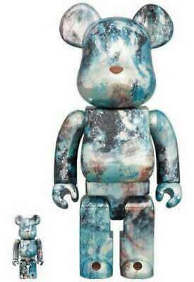 $301 • Buy Medicom Toy BE@RBRICK PUSHEAD #5 100% & 400% Figure Japan Free Shipping Rare