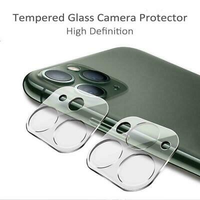 9H Tempered Glass Camera Lens Protector Cover HD Film For IPhone 12 Mini/Pro/MAX • 2.59£