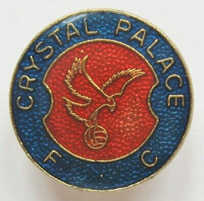 £8.74 • Buy CRYSTAL PALACE - Excellent Enamel Football Pin Badge