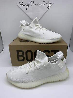 $ CDN483.45 • Buy Adidas YEEZY BOOST 350 V2 Triple White AUTHENTIC CP9366 New In Box Sz 8.5